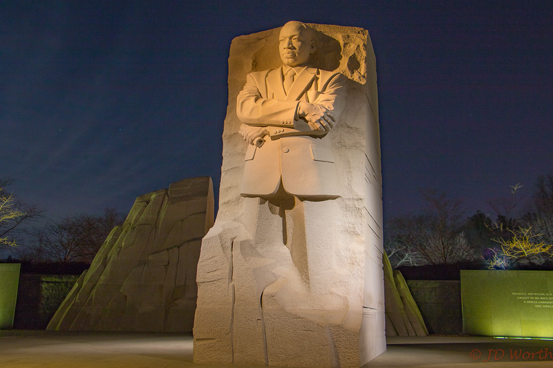 Martin Luther King Memorial January 31, 2018 - H3