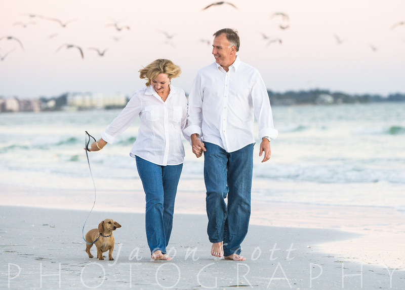 Sarasota and Siesta Key Couples and Engagement Photos