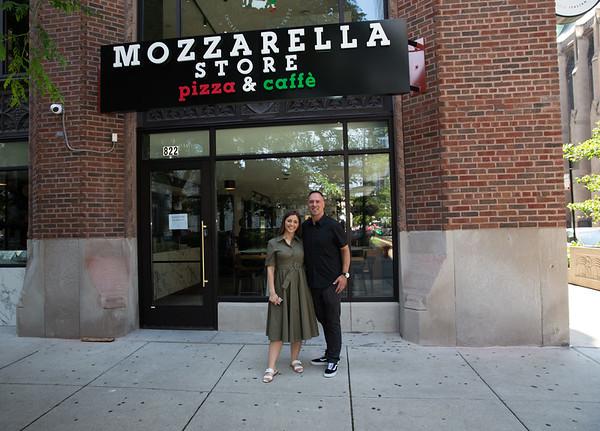 Mozzarella Store Opening