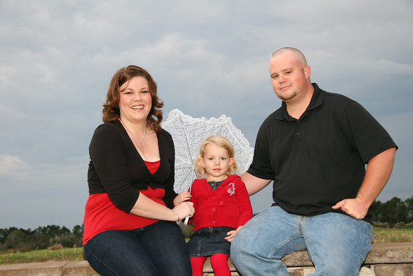 Custer Holiday Portraits 2009