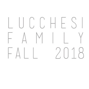 Lucchesi Family Fall 2018