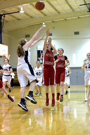 FWC Basketball Girls 7th  02-04-2016