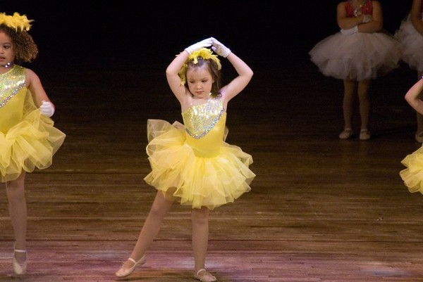 Kate's Dance Recital 2005