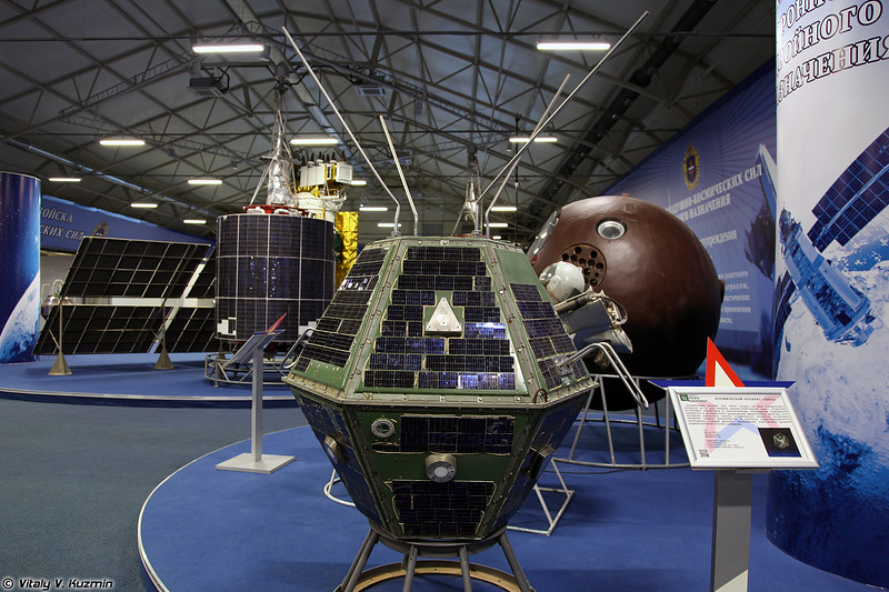 Спутник-мишень 11Ф631 Лира (11F631 Lira spacecraft)
