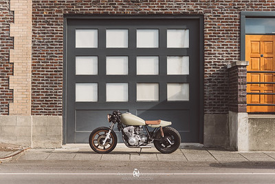 Bob's Custom Motorcycle