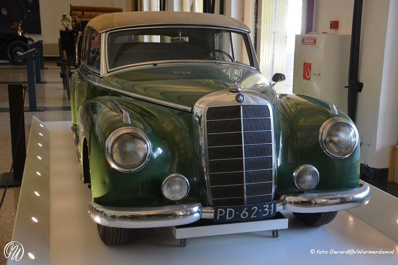 Mercedes Benz 300 D Cabrolet, 1953