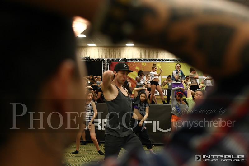 Saturday - Rehearsal