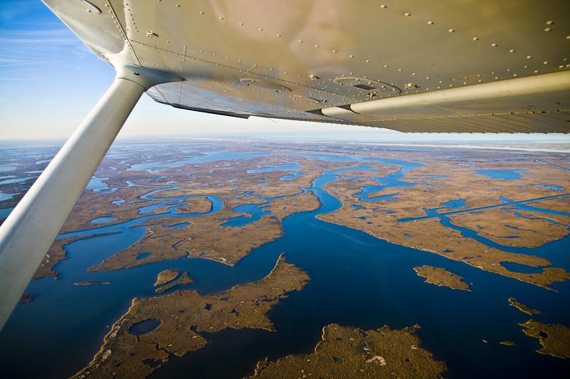 Aerial Louisiana