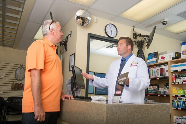 Brad Cooper Pharmacist