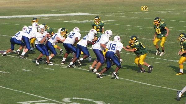Football vs. Collegiate