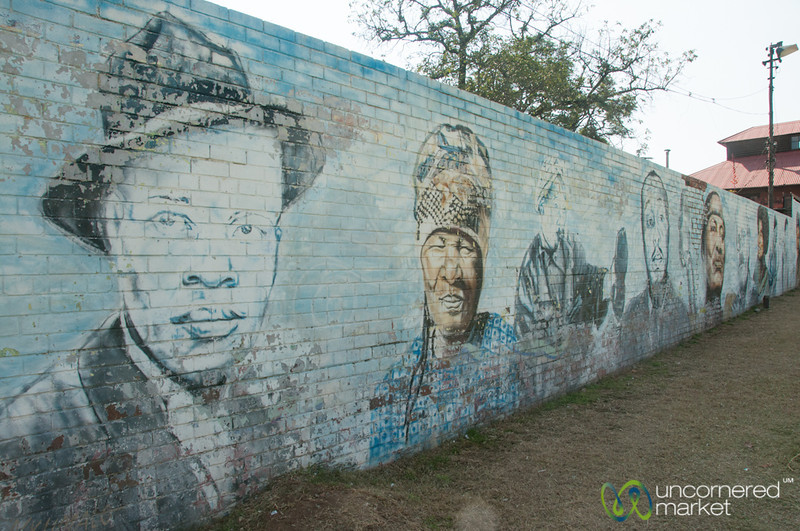 Street Art Portraits of Johannesburg Artists - South Africa