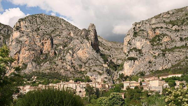 Rousillon, Verdon, Castellane