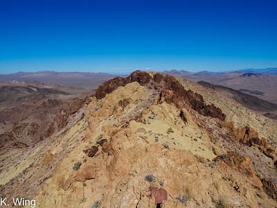 Death Valley NP - Salsberry Peak - 02/10/2021
