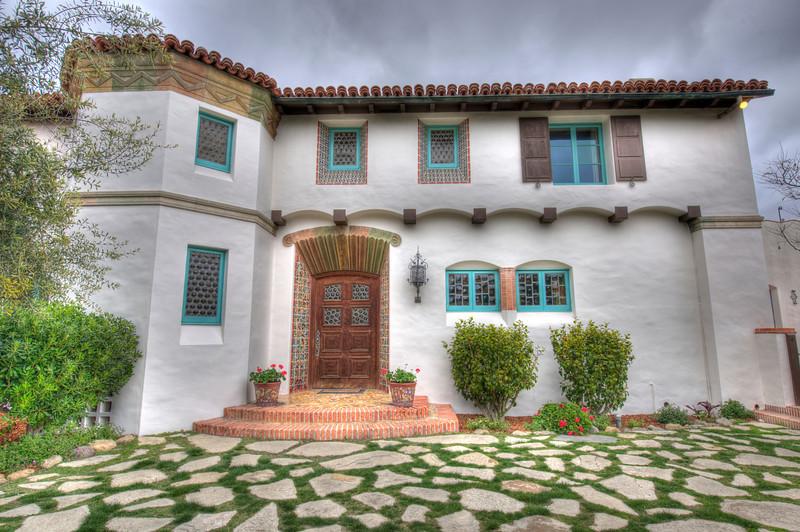 A Malibu Mansion in HDR