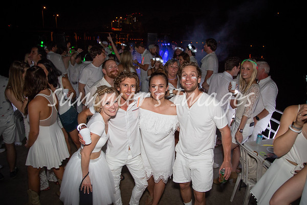 10th Annual White Party on Town Lake