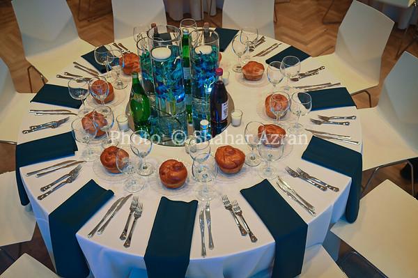 2019 New Leasership Shabbat dinner