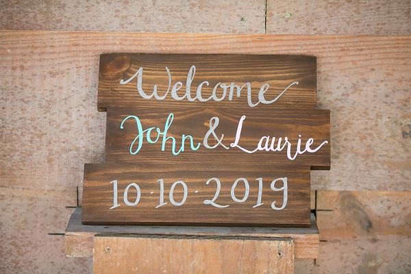 John Laurie Pre Ceremony