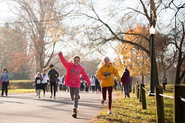 Girls on the Run 5k Nov 2012