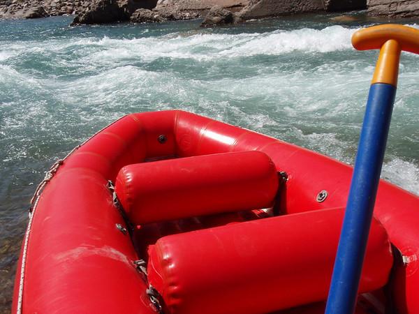 Mendoza Rafting