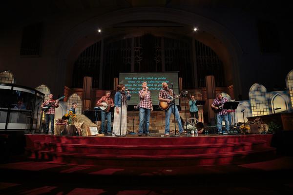 Day One Bluegrass Day