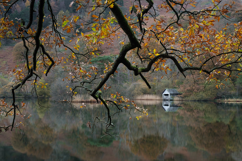 Rydal Water Boat House
