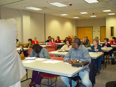 Start a Business In Hoover Seminar-February 5, 2006