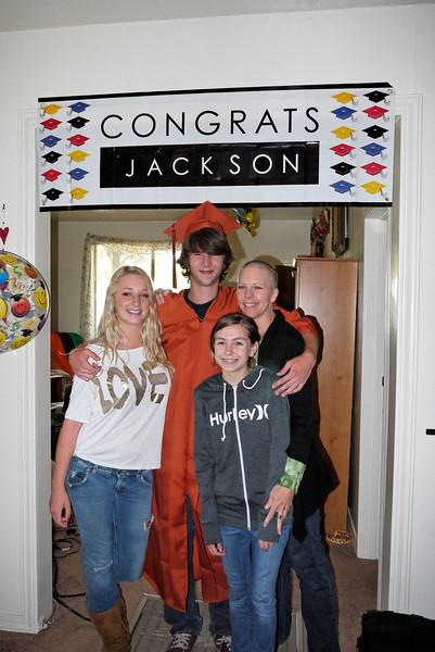 Jack's Graduation - May 27, 2011