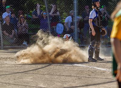 Set six: Fastpitch v Bellevue Christian on Seniors Night 2019 05/07/2019
