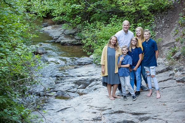 Olsen Family Summer 2019