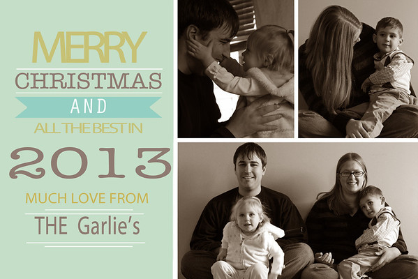 Garlie Family