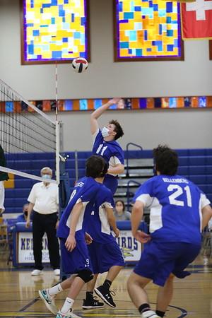 Boys Varsity Volleyball - 2021