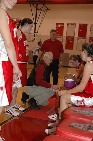 Girls Junior Varsity Basketball - 2006-2007 -  9/26/2006 Spring Lake
