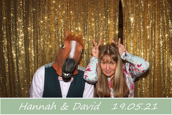 Hannah + David