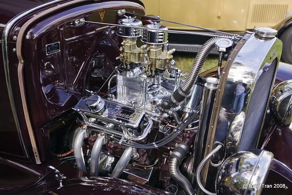 Antique automobiles