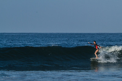 Kristi Surf it Out