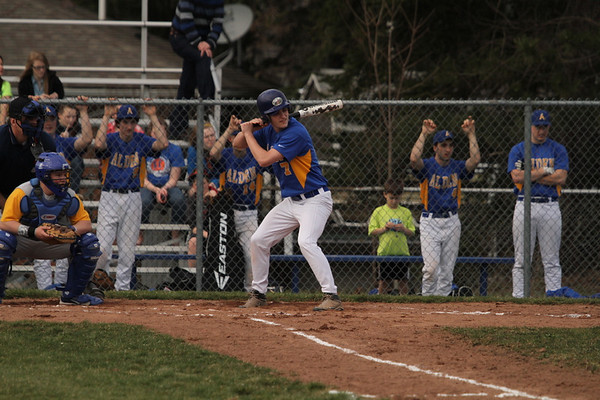 2013 Alden Boys Baseball