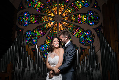Carrie & Jim - Rochester, NY