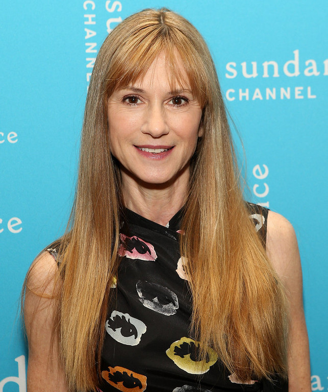 . Actress Holly Hunter attends the Sundance Channel 2013 Winter TCA Panel at The Langham Huntington Hotel and Spa on January 5, 2013 in Pasadena, California.  (Photo by Jesse Grant/Getty Images for Sundance Channel)