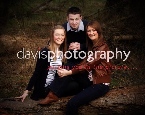 Charlene & family