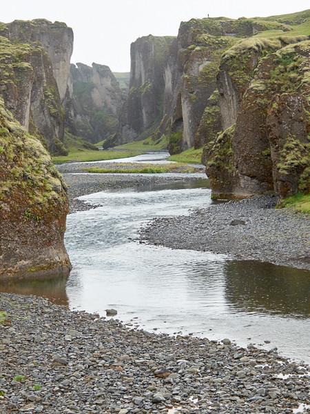 Fjardargljufur Canyon