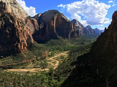 USA chapter: The Trip of Many Canyons