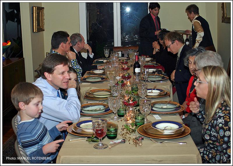 December Dinner 2008