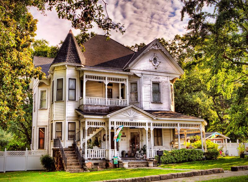 Garrett House - El Dorado, AR