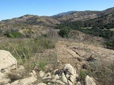 Weir Canyon Wilderness Park: Lower Weir Canyon Trail Repairs