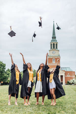 Camille + Courtney + Erin + Riley   Class of 2021