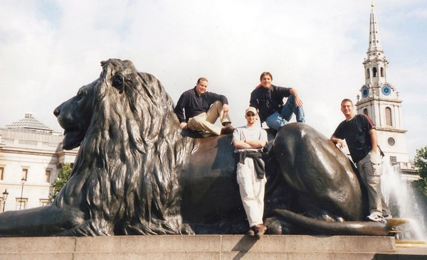 England 2000