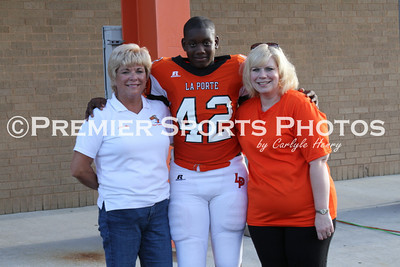 2010 Parents Night Football 9/10/2010