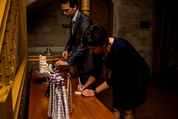 Geoff and Michele Wedding - Ceremony