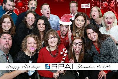 RPAI Holiday Party 2019