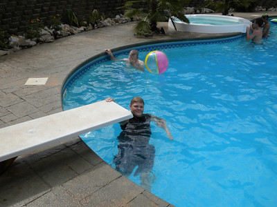 2010 Pool Party